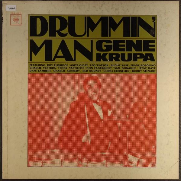 Krupa, Gene: Drummin` Man