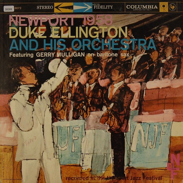 Ellington, Duke: Newport 1958