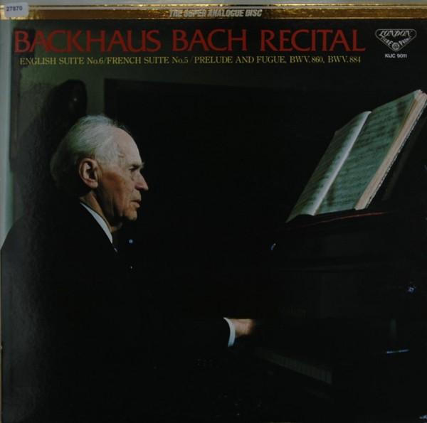 Bach: Bach Recital - Suiten & Preluden
