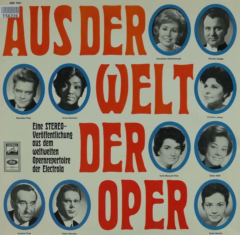 various aus der welt der oper oper operette klassik gebrauchte lps und cds kaufen. Black Bedroom Furniture Sets. Home Design Ideas