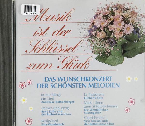 Various: Musik Ist der Schlüssel zum Glück