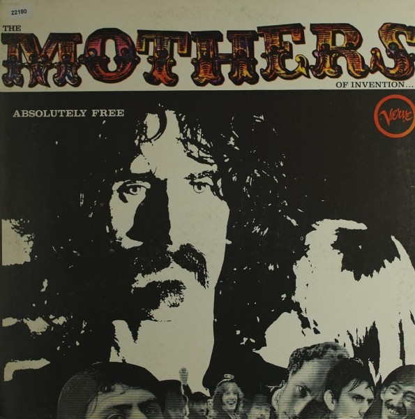 Mothers of Invention, The: Absolutely Free