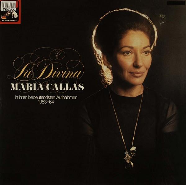 Maria Callas: La Divina - Maria Callas in ihren bedeutendsten Aufnahmen 1953-64