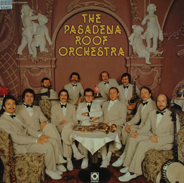 The Pasadena Roof Orchestra: The Pasadena Roof Orchestra