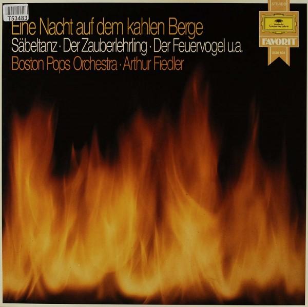 The Boston Pops Orchestra • Arthur Fiedler: Eine Nacht Auf Dem Kahlen Berge