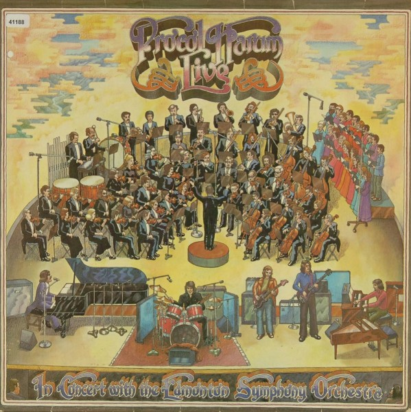 Procol Harum: In Concert with the Edmonton Symphony Orchestra