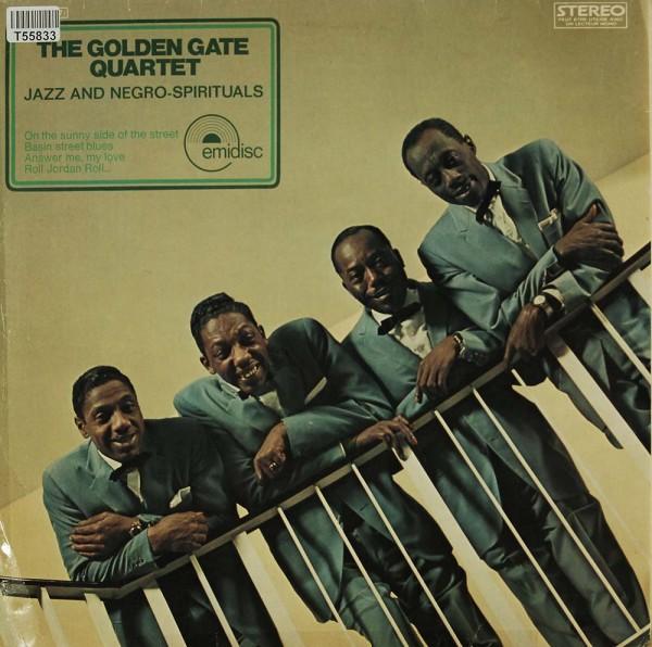 The Golden Gate Quartet: Jazz And Negro-Spirituals