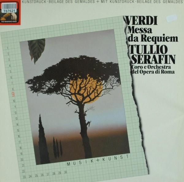 Giuseppe Verdi, Tullio Serafin, Orchestra D: Messa Da Requiem