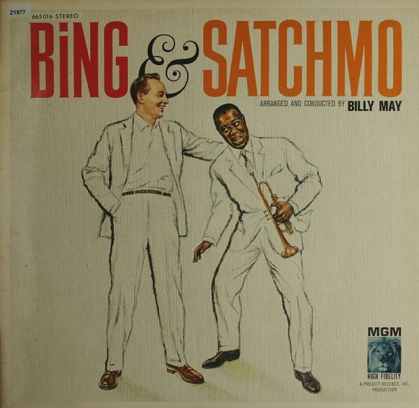 Crosby, Bing / Armstrong, Louis: Bing & Satchmo