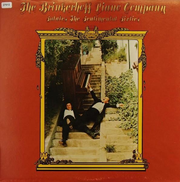 Brinkerhoff Piano Company, The: T.B.P.C. salutes the Sentimental Sixties