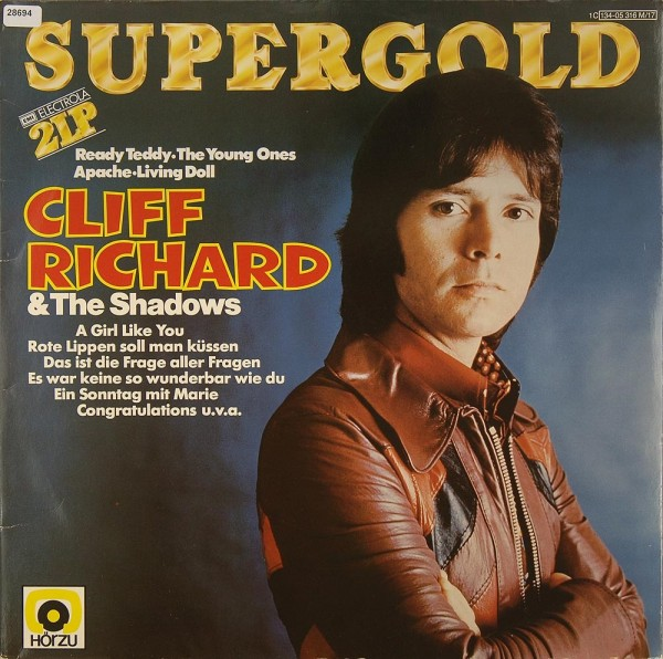 Richard, Cliff & The Shadows: Supergold