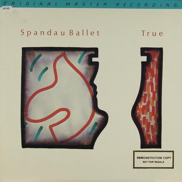 Spandau Ballet: True