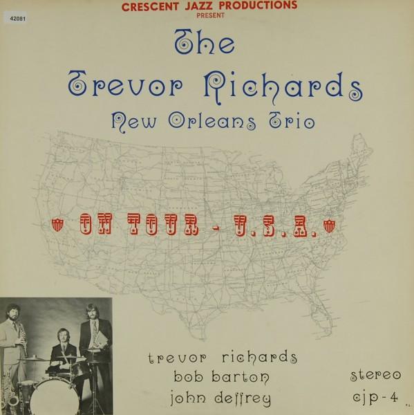Richards, Trevor New Orleans Trio: On Tour - U.S.A.