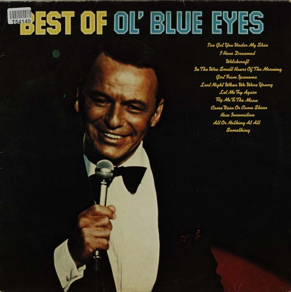 Frank Sinatra: Best Of Ol' Blue Eyes