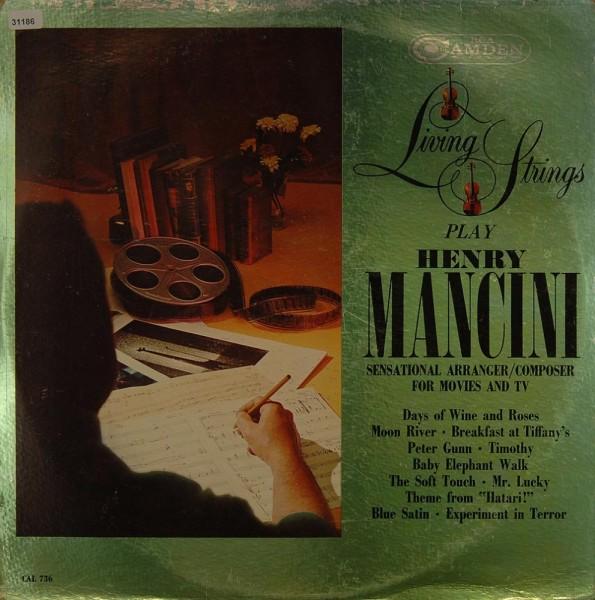 Living Strings: Living Strings play Henry Mancini