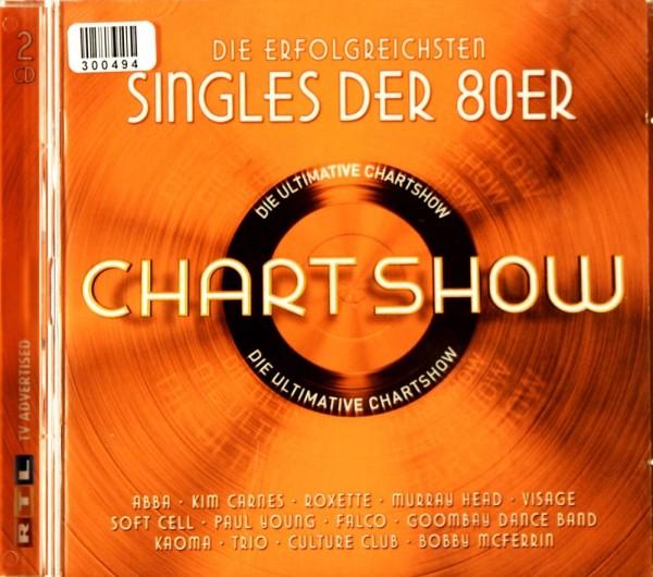Various: Die Ultimative Chartshow - Singles der 80er