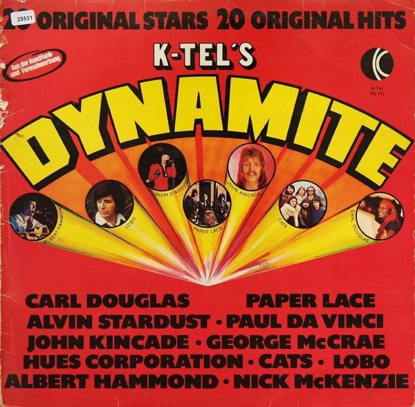Various: K-tel´s Dynamite