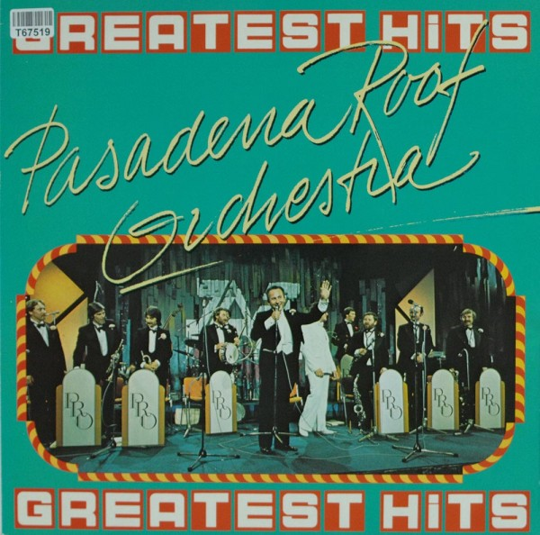The Pasadena Roof Orchestra: Greatest Hits