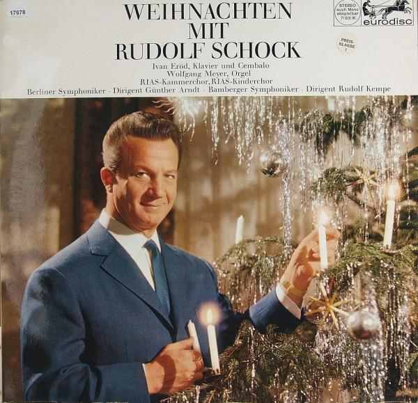 Verschiedene: Weihnachten mit Rudolf Schock
