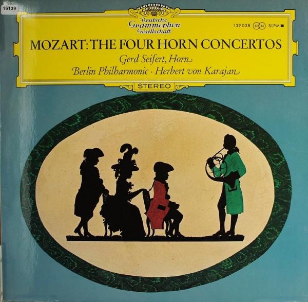 Mozart: Konzerte für Horn und Orchester NR: 1-4
