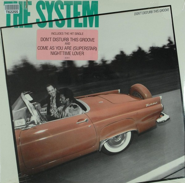 The System: Don't Disturb This Groove