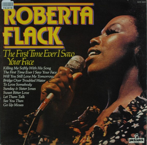 Roberta Flack: The First Time Ever I Saw Your Face
