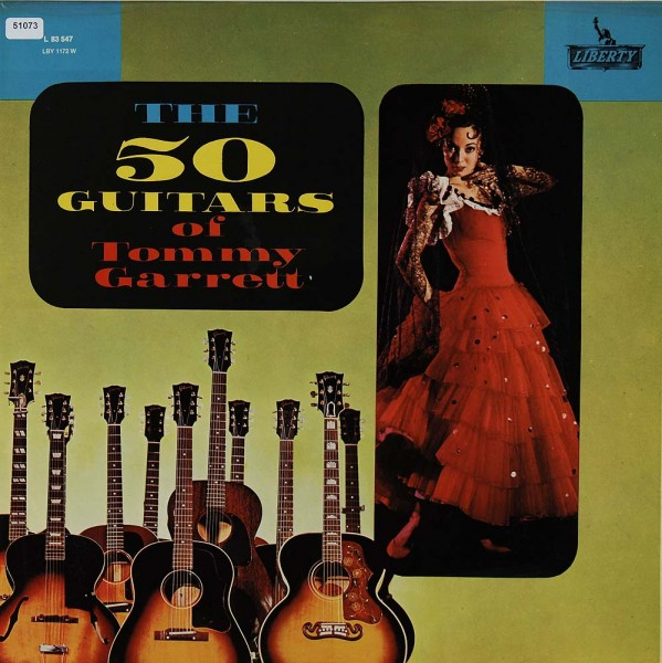 Garrett, Tommy: The 50 Guitars of Tommy Garrett