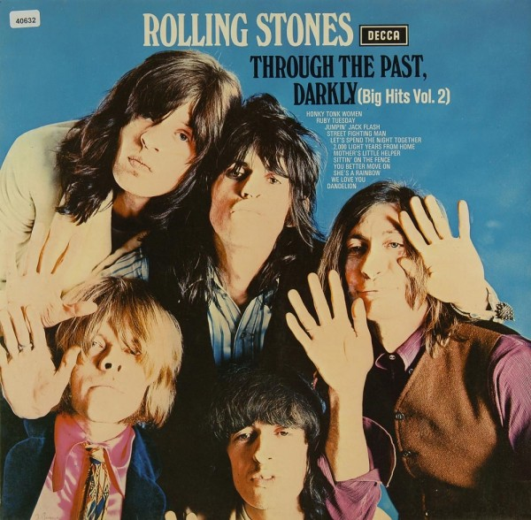 Rolling Stones, The: Through the Past, Darkly (Big Hits Vol. 2)