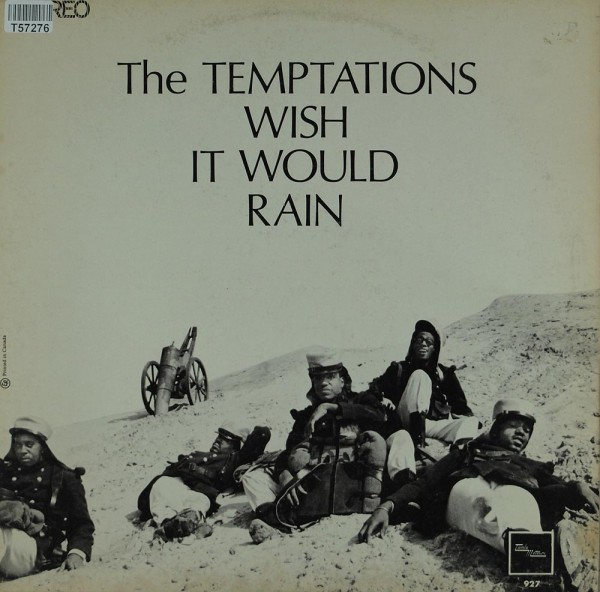 The Temptations: Wish It Would Rain