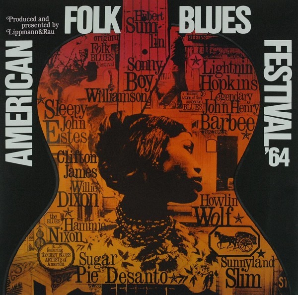 Various: American Folk Blues Festival 1964