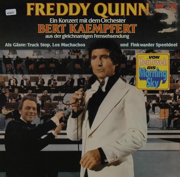 Quinn, Freddy: Ein Konzert mit dem Orchester Bert Kaempfert
