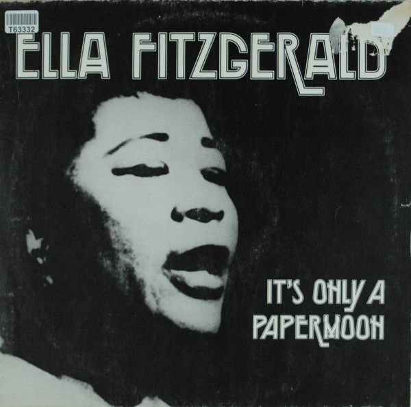 Ella Fitzgerald: It's Only A Papermoon