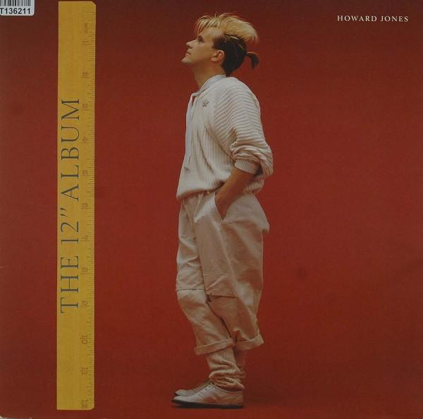 """Howard Jones: The 12"""" Album"""