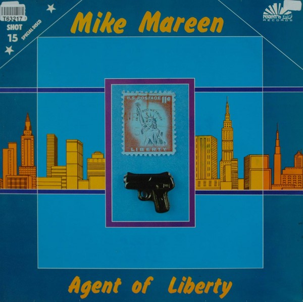 Mike Mareen: Agent Of Liberty