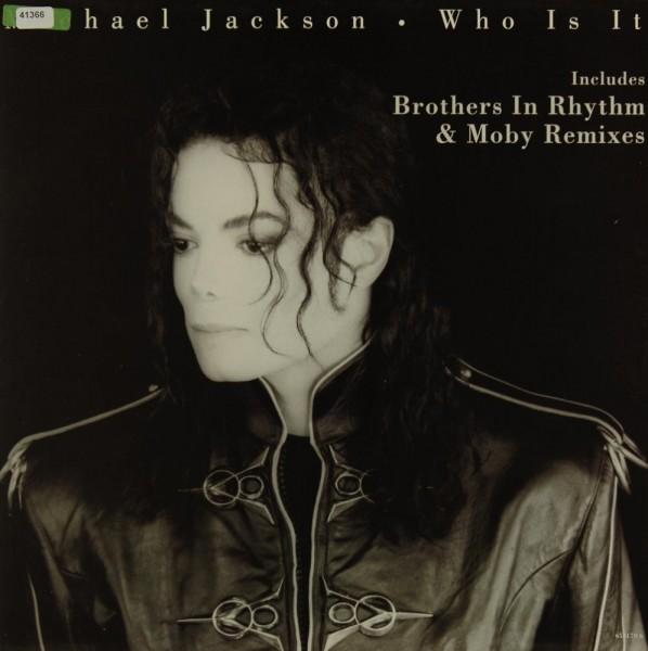 Jackson, Michael: Who is it