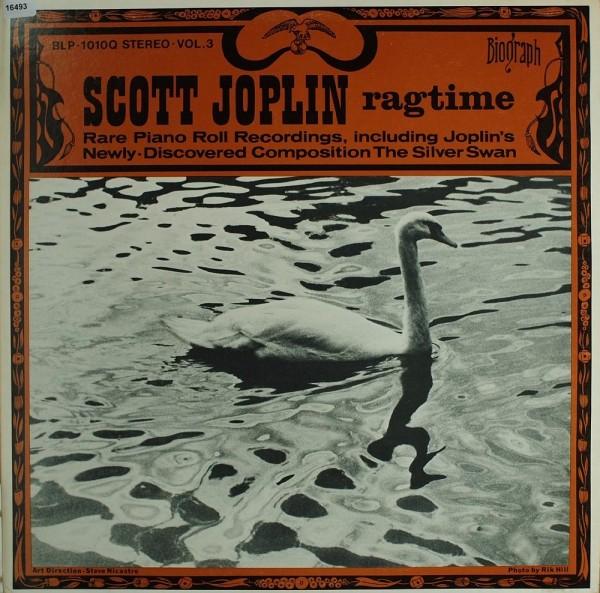 Joplin, Scott: Ragtime
