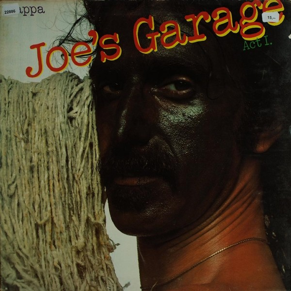 Zappa, Frank: Joe`s Garage