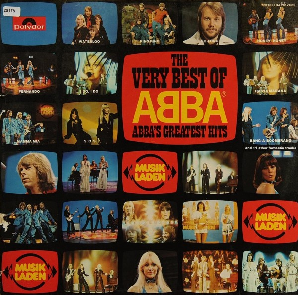 ABBA: The very Best of ABBA