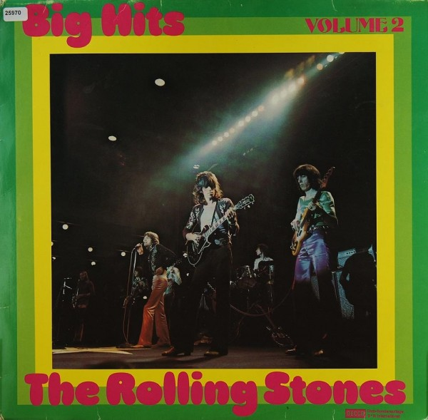 Rolling Stones, The: Big Hits Volume 2