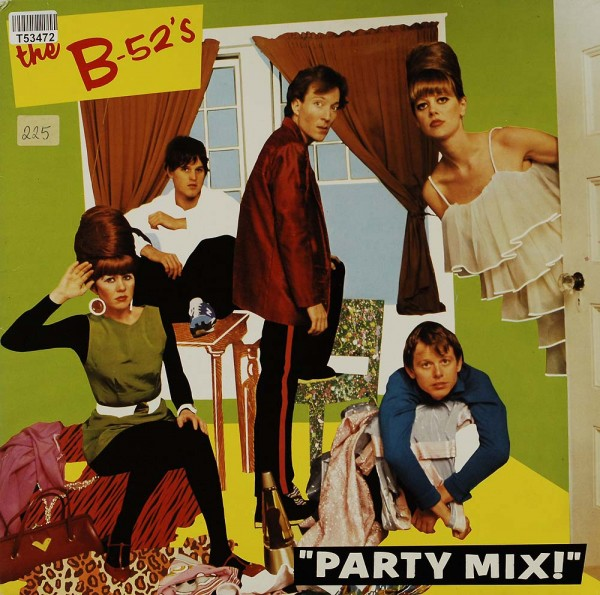 The B-52's: Party Mix!