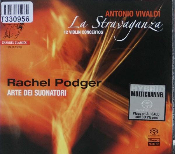 Antonio Vivaldi - Rachel Podger, Arte Dei Su: La Stravaganza (12 Violin Concertos)