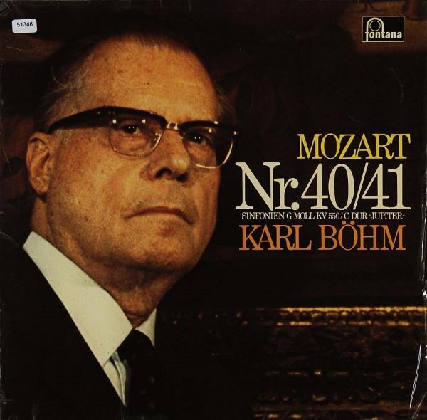 Mozart: Sinfonien Nr. 40 KV 550 / Nr. 41 KV 551