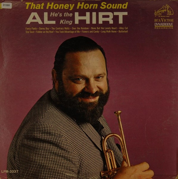 Hirt, Al: That Honey Horn Sound