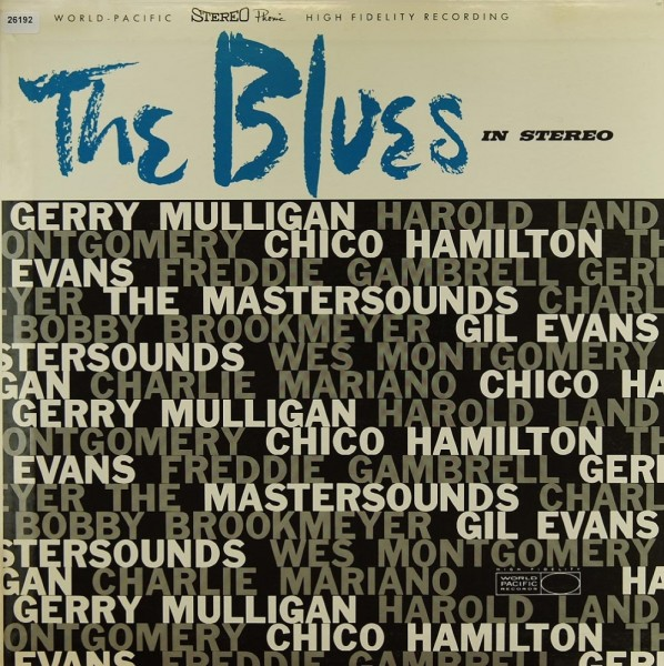 Various: The Blues in Stereo