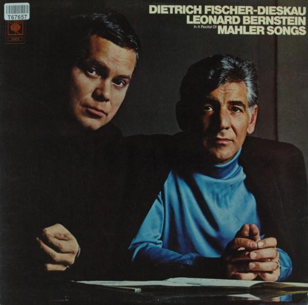 Dietrich Fischer-Dieskau, Leonard Bernstein: Songs