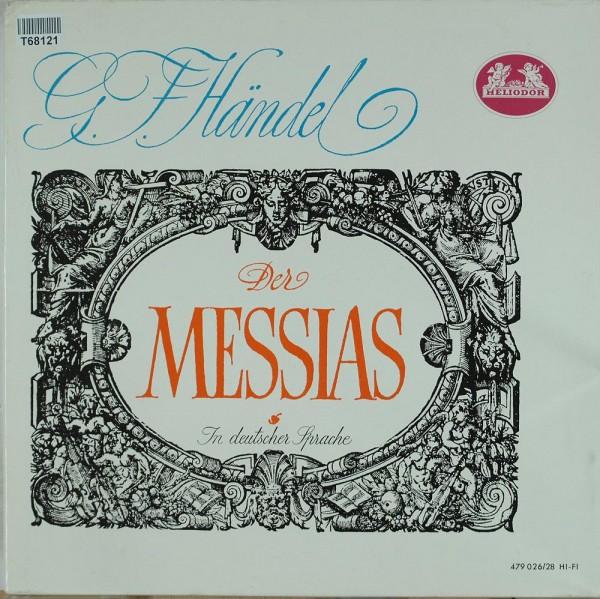 Georg Friedrich Händel - Rundfunk-Sinfonieo: Der Messias