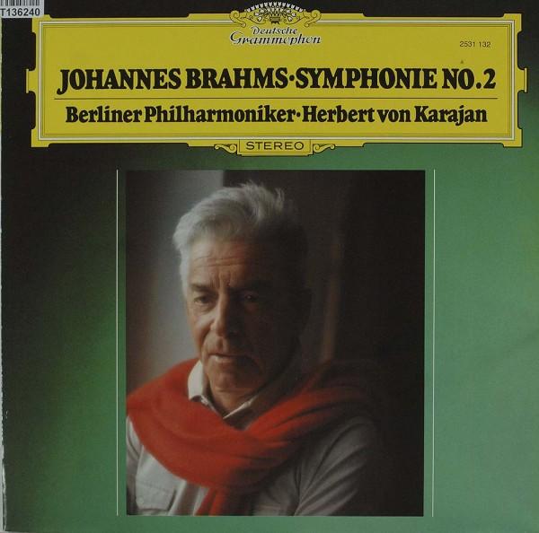 Johannes Brahms, Berliner Philharmoniker • H: Symphonie No. 2