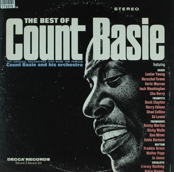 Count Basie Orchestra: The Best Of Count Basie