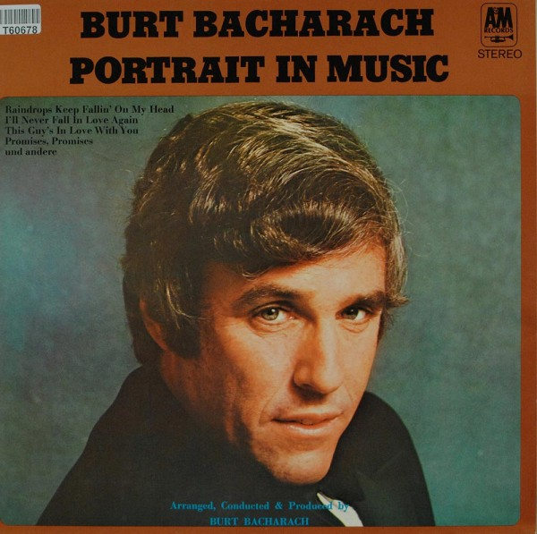 Burt Bacharach: Portrait In Music