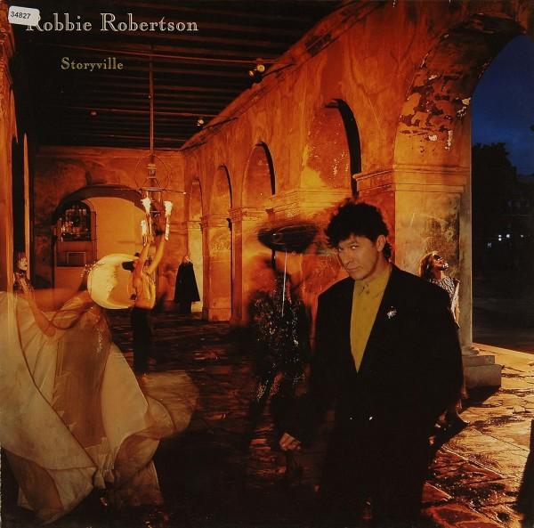 Robertson, Robbie: Storyville